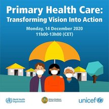 PHC Transforming Vision into Action Image from WHO